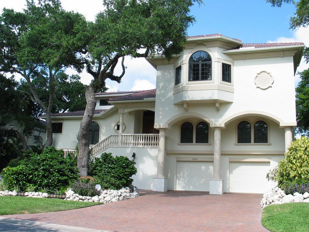 major home remodeling - after