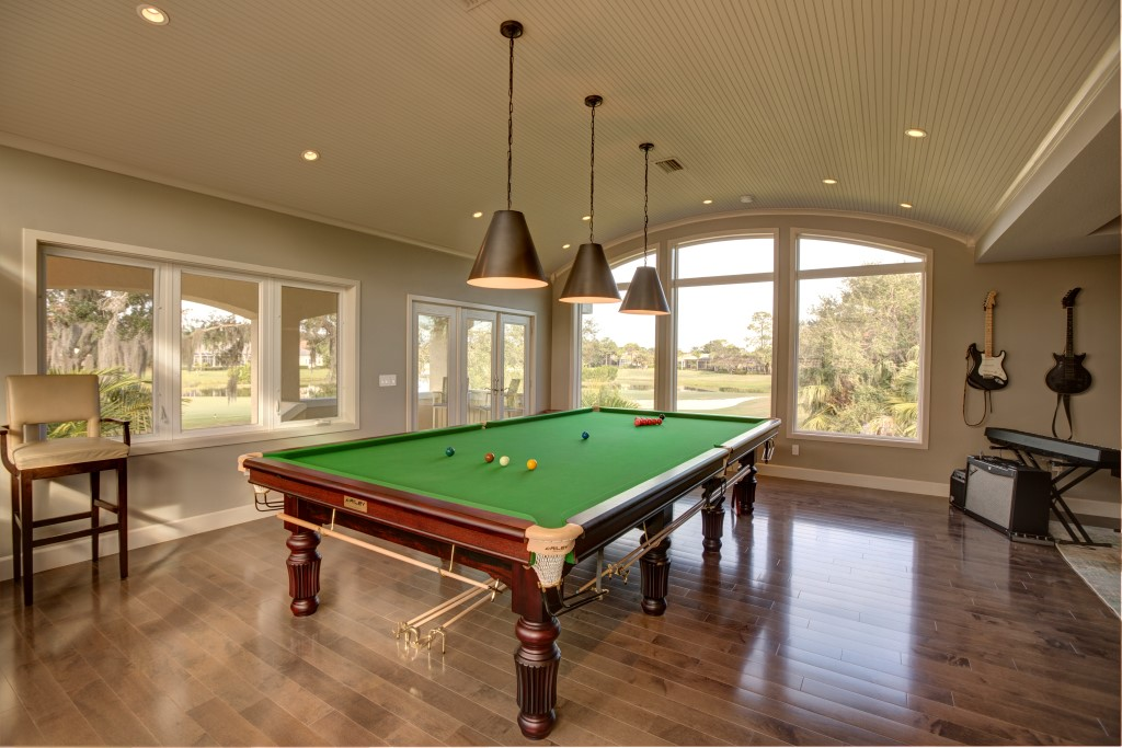 Click on picture to see more - Snooker Room