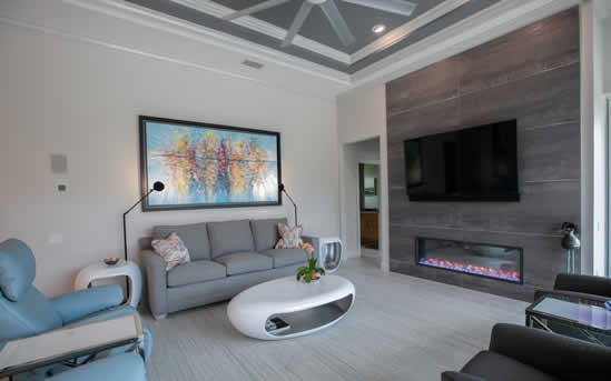 Click on picture to see more - Family Room