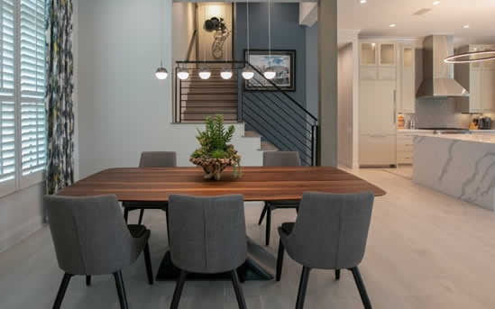 Click on picture to see more - Dining Room