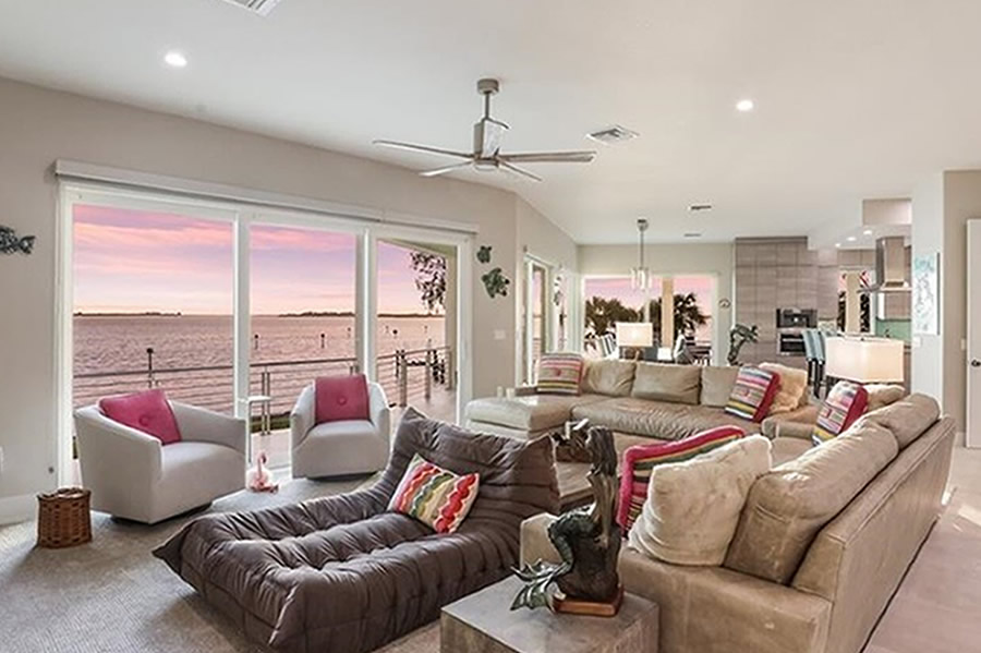 Living Room - finished